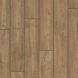 Дуб выскобленный серо-коричневый  Impressive от Quick-Step купить в интернет-магазине Ламинат&Паркет